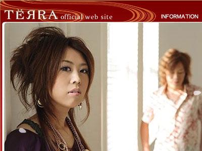 TERRA公式サイト再オープン | 8b...