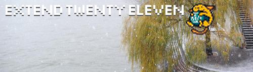 Extend Twenty Eleven